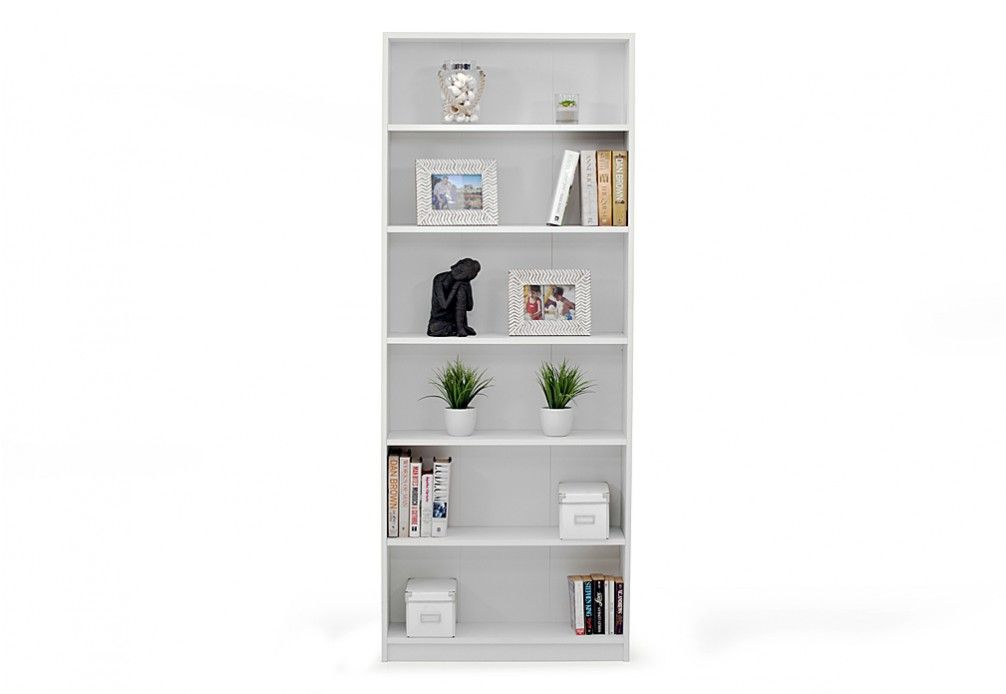 Oscar Tall Wide Bookcase | Super Amart - $80 - 800 wide | Library ...