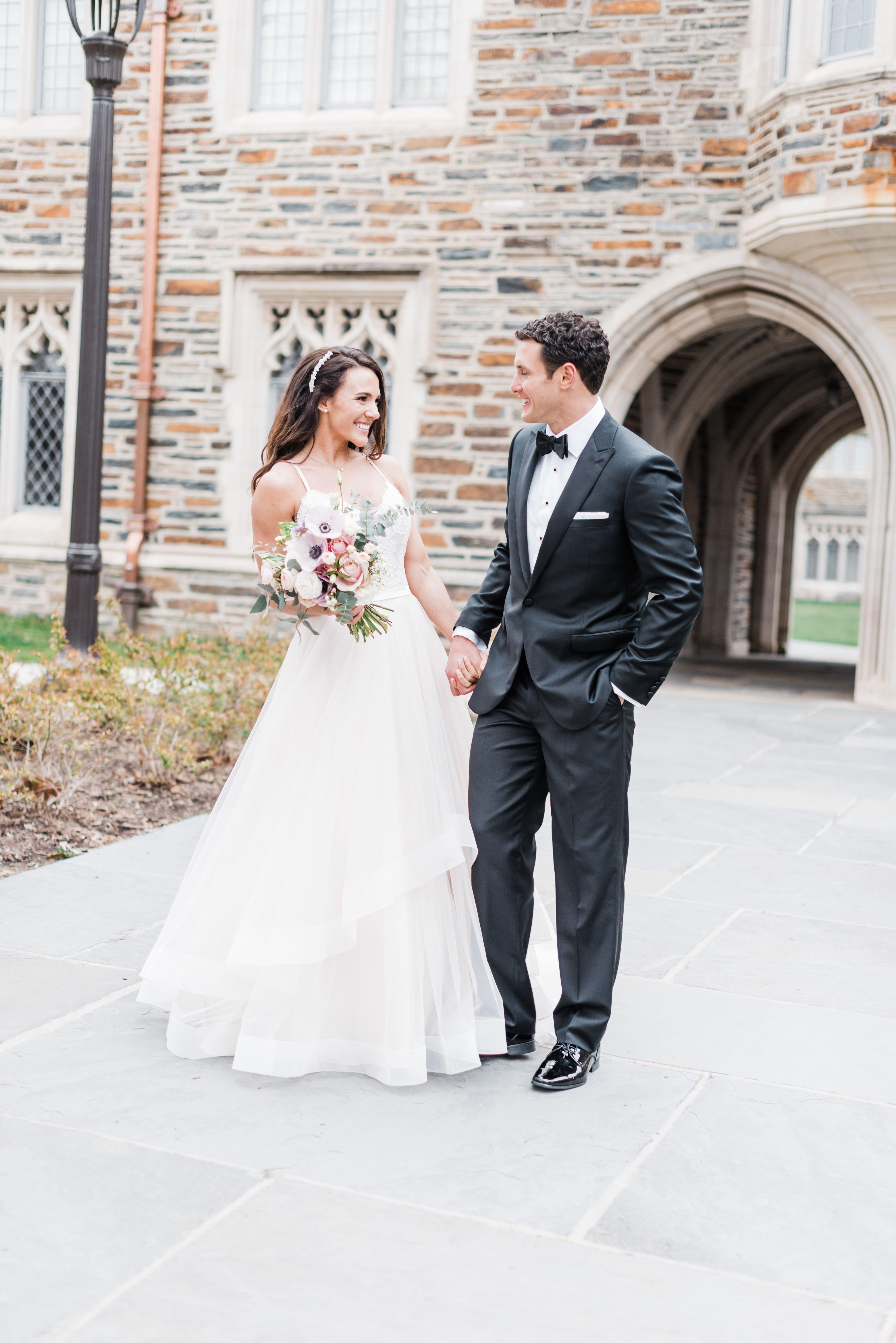 duke university wedding   durham, nc wedding   wedding day