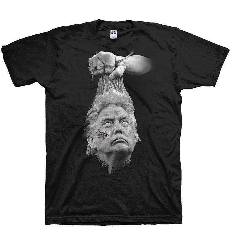 Dump Trump T Shirt Make Qmerica Walking Art Medium Presidential Elections 2016   eBay