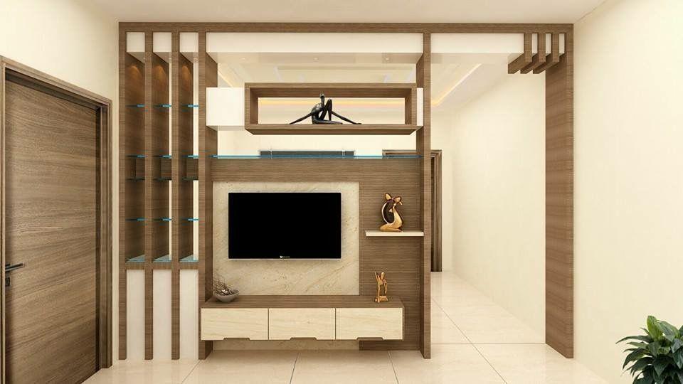 Wall Units Living Room Design
