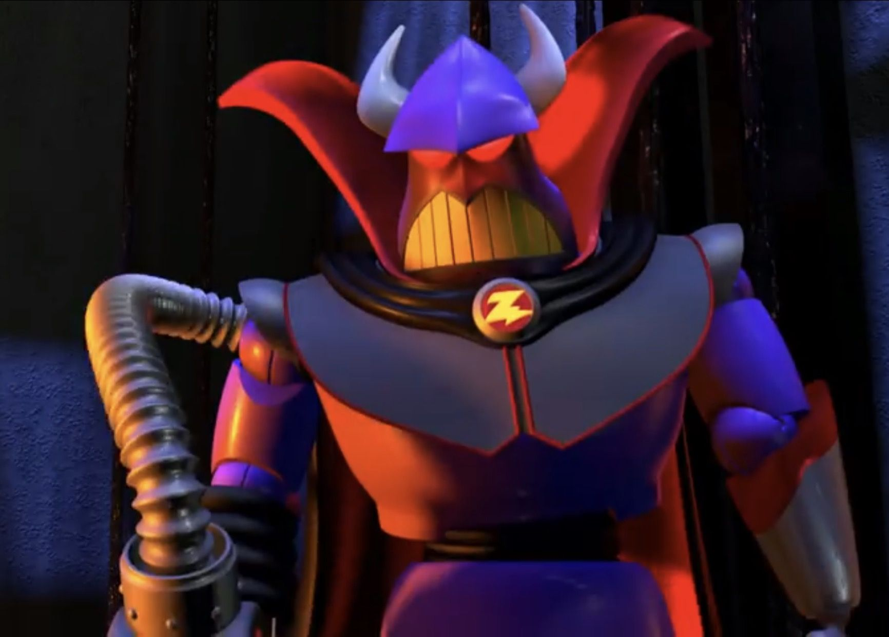 Evil Emperor Zurg - Toy Story 2 | Evil Emperor Zurg | Pinterest | Toy Story Emperor And Toys