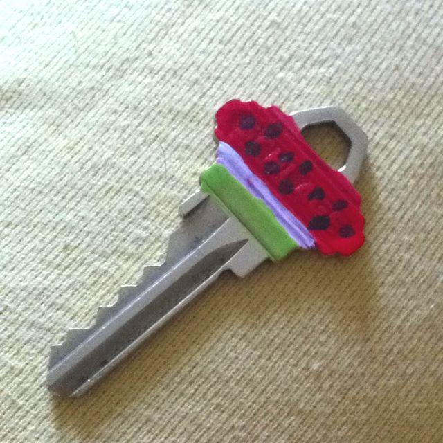 Watermelon key