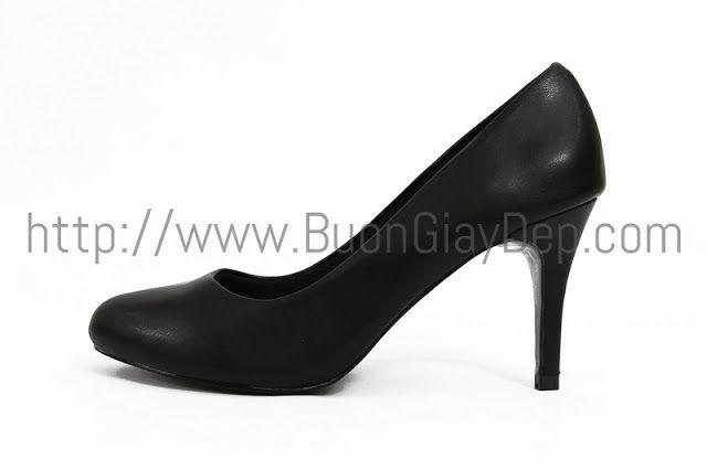 Giày cao gót Next, chất liệu da mờ, chiều cao 7cm