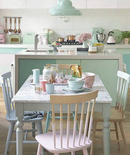 33 Reasons To Diy Painted Kitchen Chairs Domino Chic Kitchen