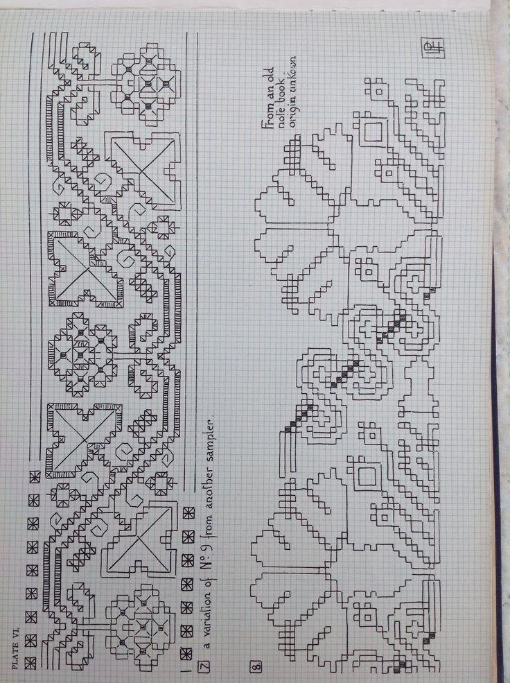 Pin de Оксана Турчин en Схеми вишивок | Pinterest | Cenefas y Bordado