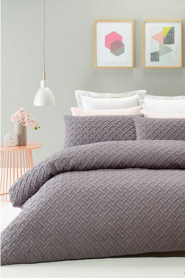 Phase 2 Amish Quilt Cover Set QB