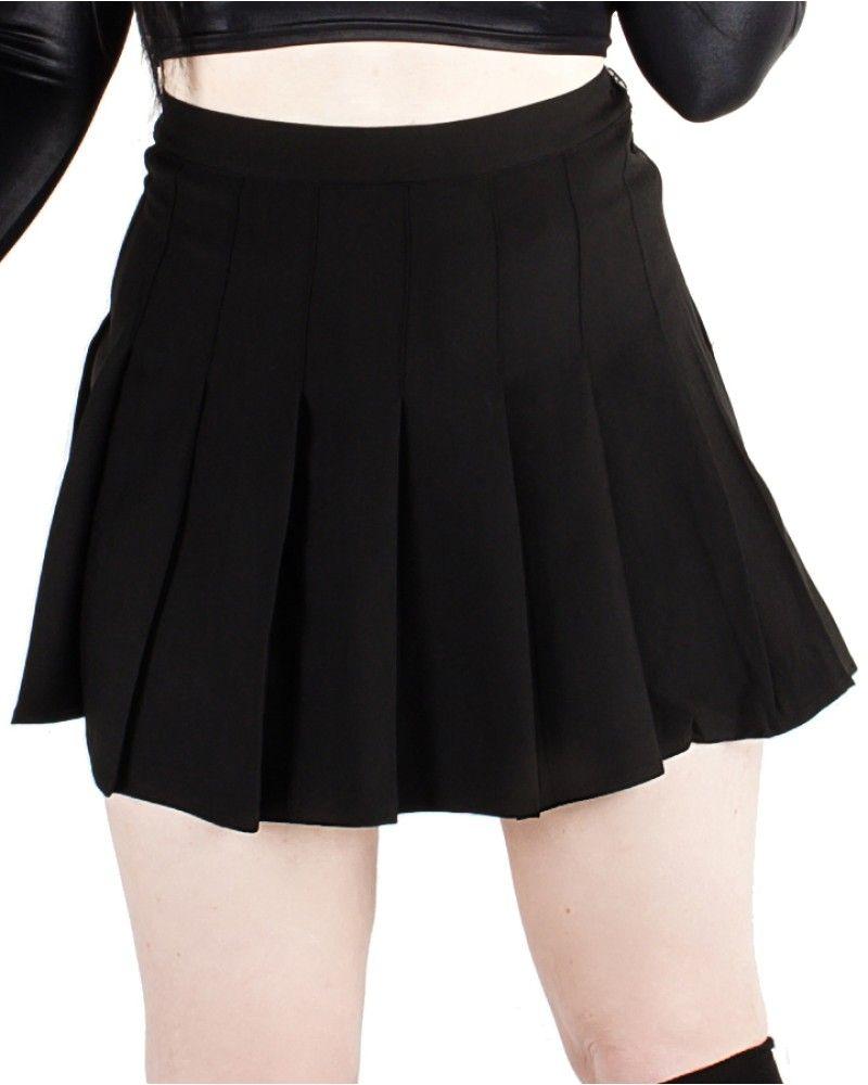 Forty Love Tennis Skirt Black Skirt Fashion Tennis Skirt Tennis Skirts