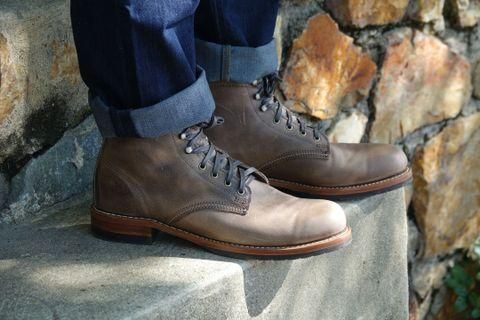 b2359ca87b2 Wolverine Evans 1000 Mile Boot | Stone | Available at Domestic ...