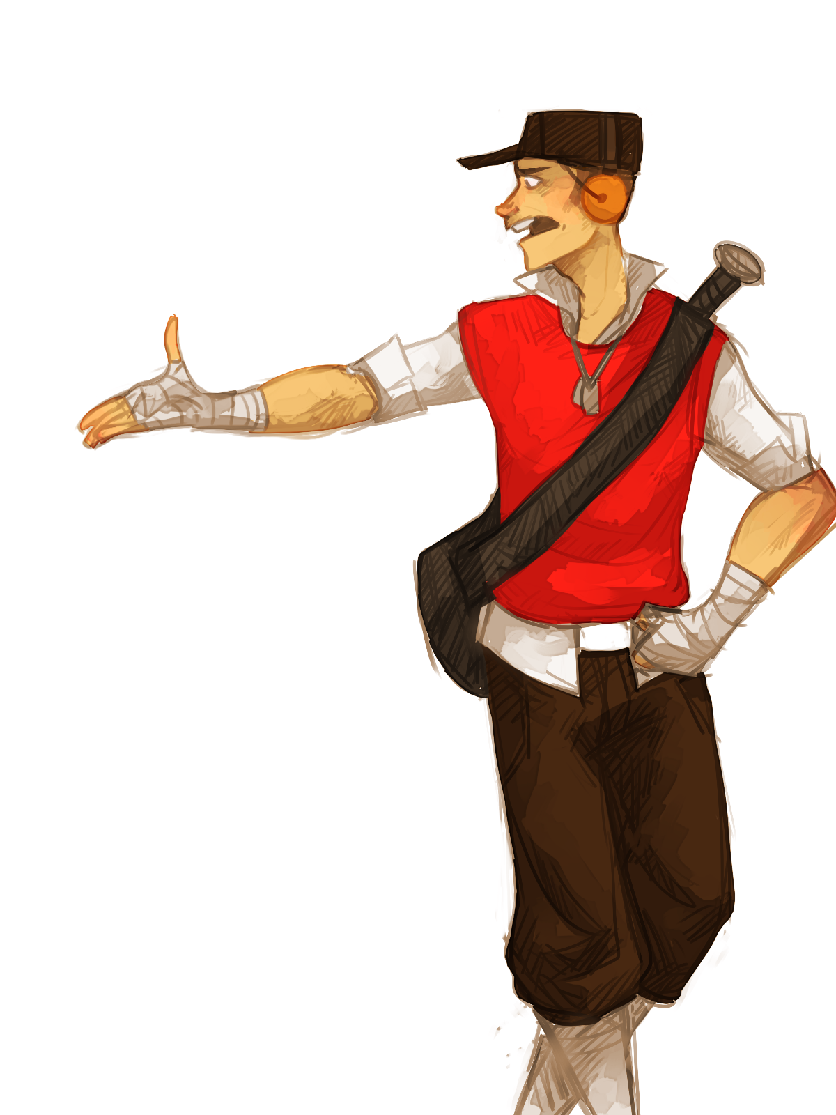 Spam E See What Happens Team Fortress 2 Medic Team Fortress 2 Tf2 Scout