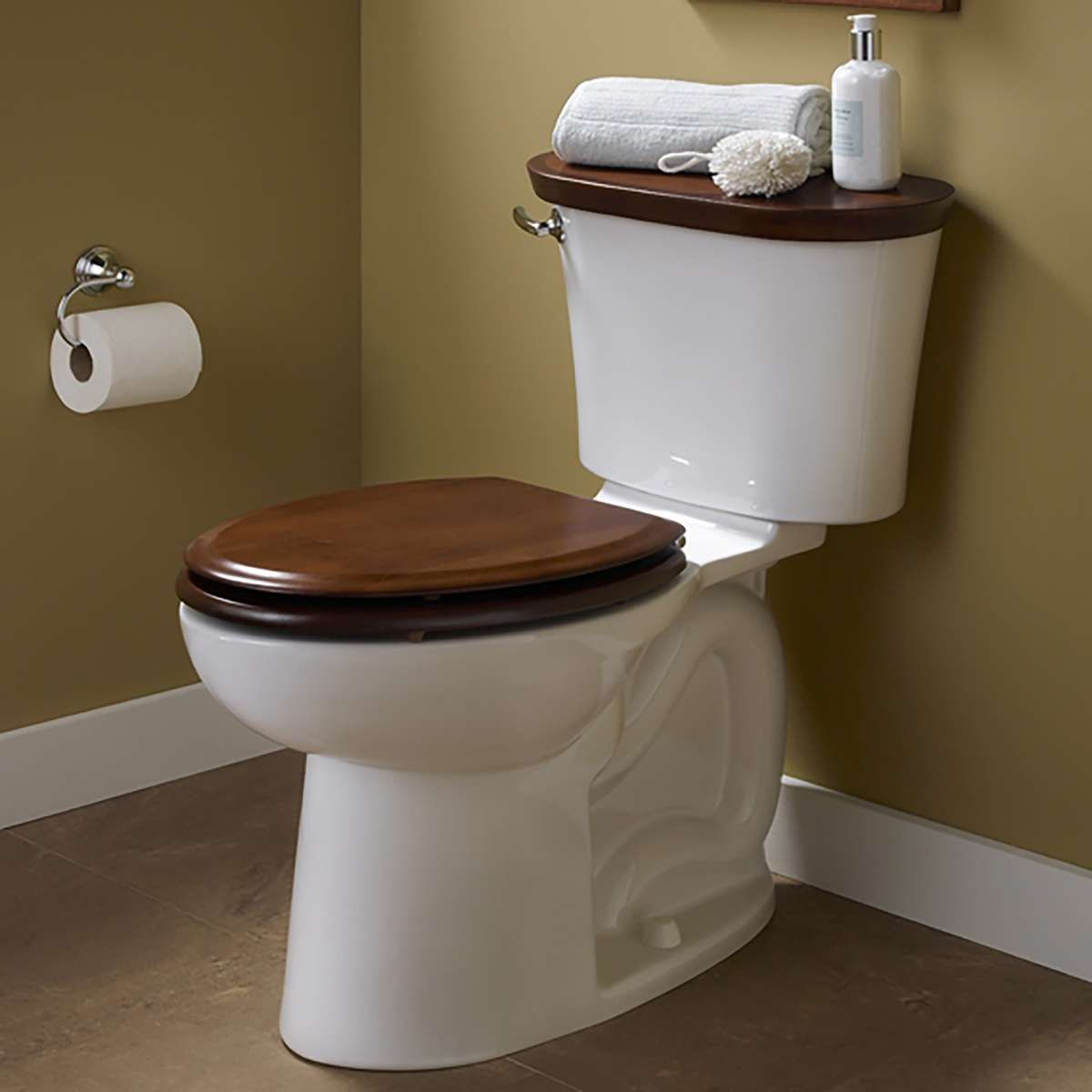 Pin By Suzette Barrett On Bathroom With Images Wood Toilet