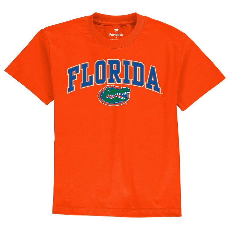 687dcfc4433 Florida Gators Youth Campus T-Shirt - Orange | Products | Pinterest ...