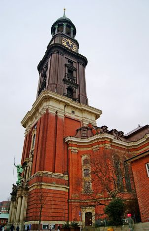 St.Michaels Church Hamburg