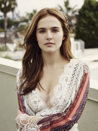 zoey deutch photoshoot