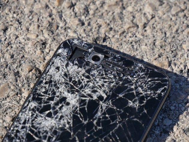 iPhone 7 Jet Black: drop test da 15 metri con drone!  VIDEO