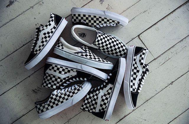 527dae7fe87 VANS CHECKERBOARD Vans Checkerboard