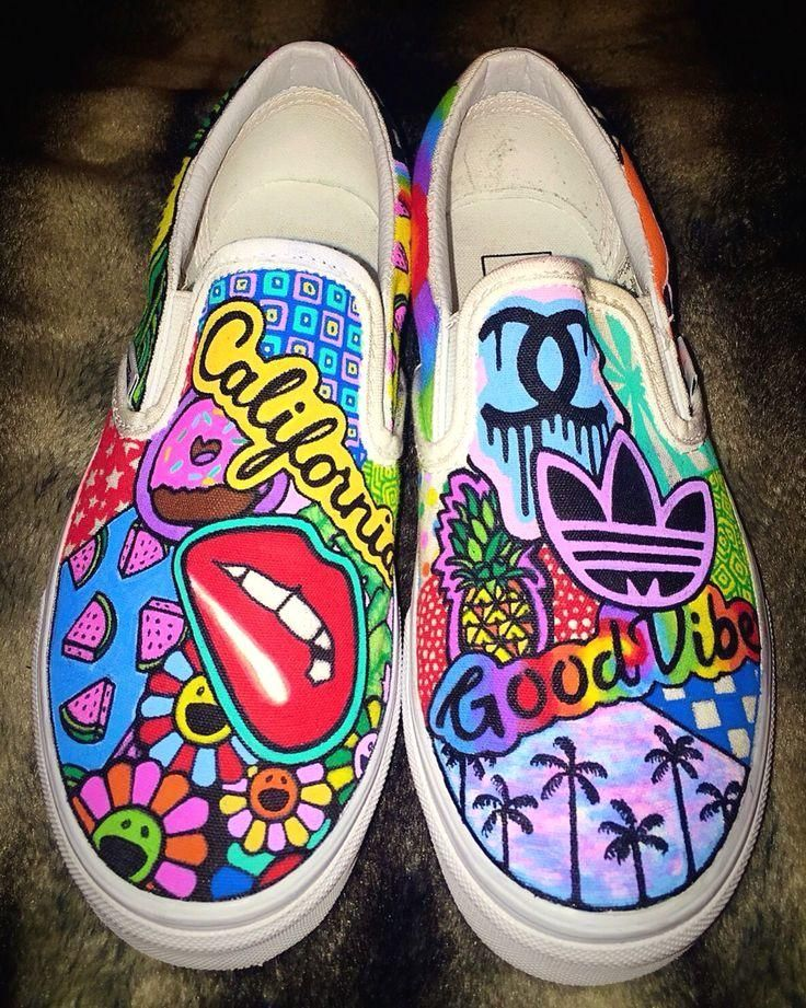 Good mood only #Sneaker #Vans #Love # Sweet #Mode