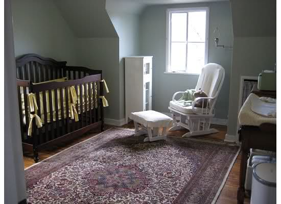 Eggplant Nursery Mixed Dark Brown And White Furniture In Ds S Really