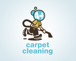 Carpet Cleaning | #cartoon logo design inspiration | Characters ...