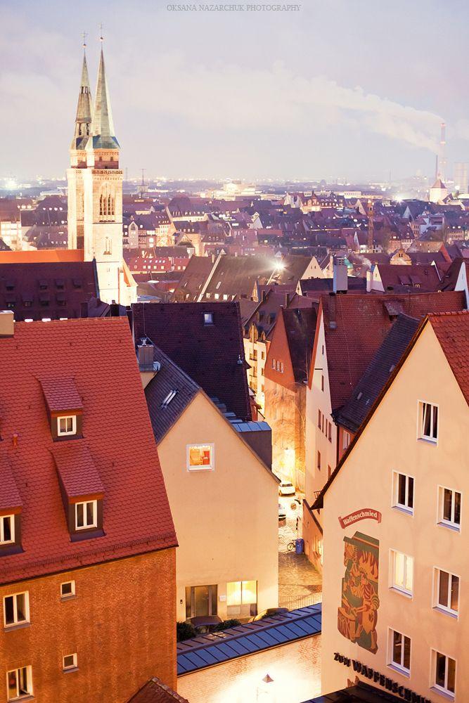 Germany, Christmas, Christmas Germany, Christmas vacation, Nuremberg