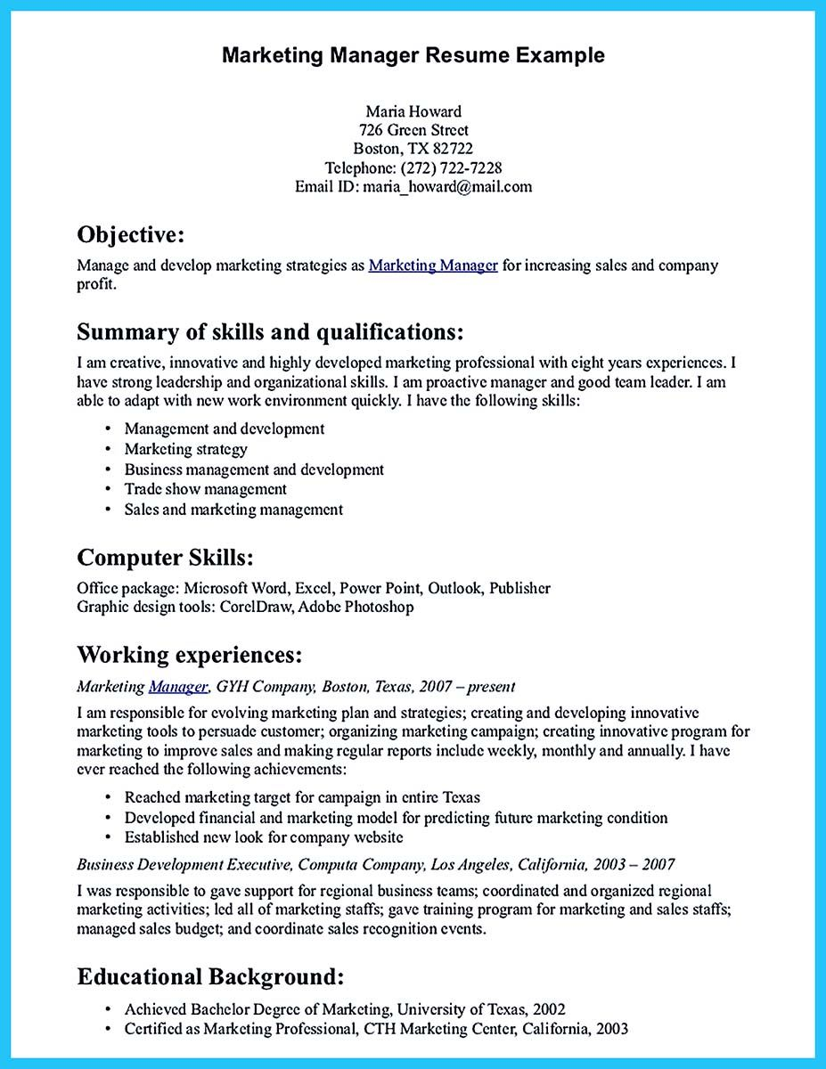 If You Like To Work In An Advertising Office You Need To Convince Your Employer By Writing A Good Advertising Resume The Most Important Thing When Y Check