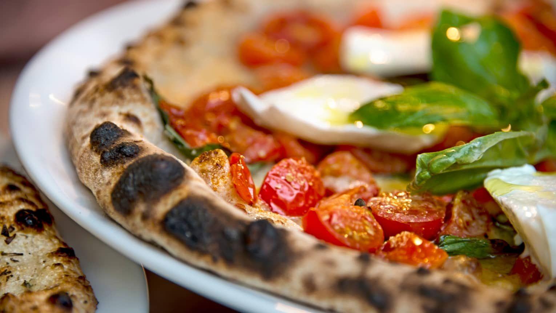 Four seasons astir palace hotel athens italian pizza