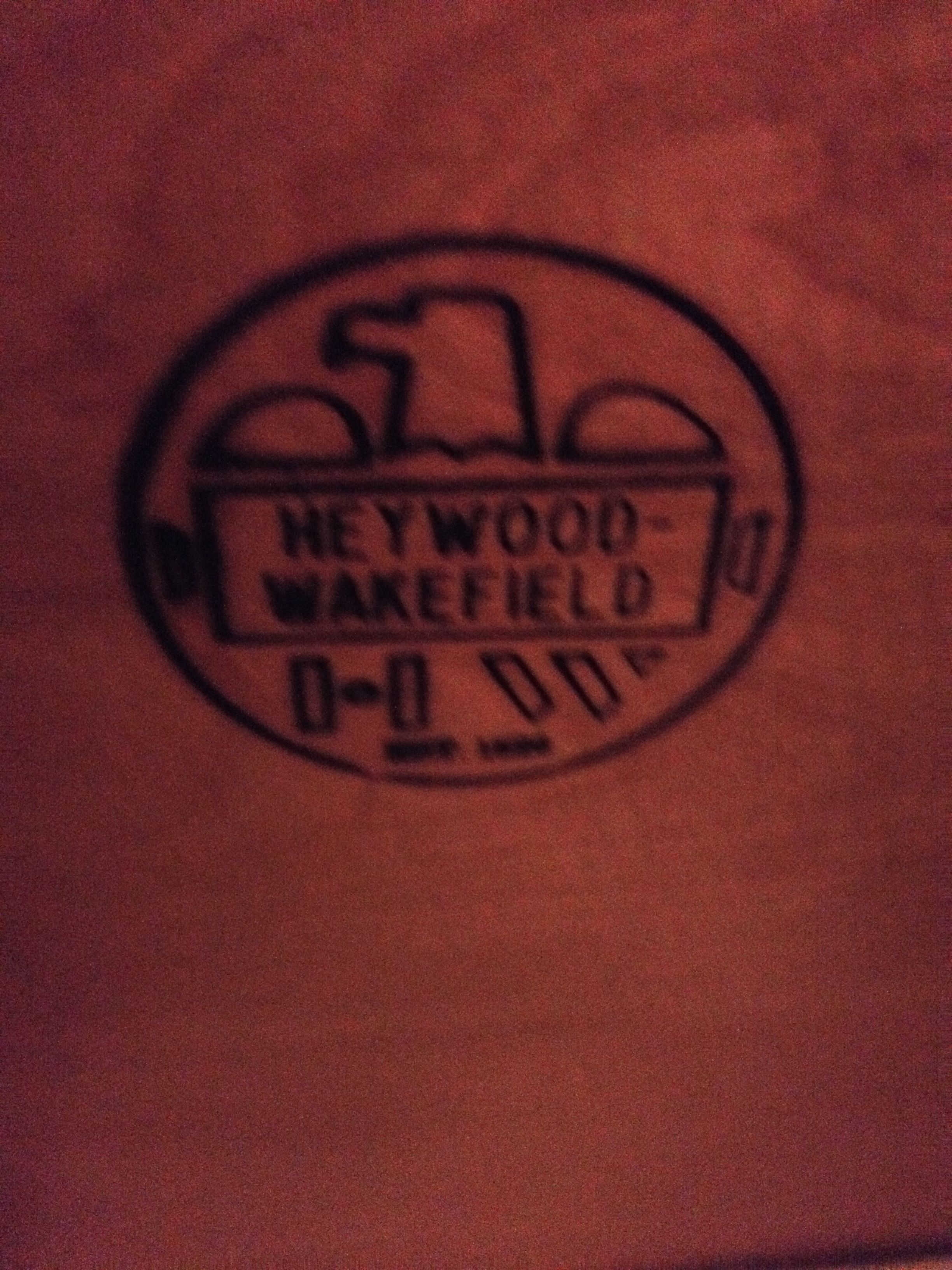 furniture makers tags Identifying Furniture Marks