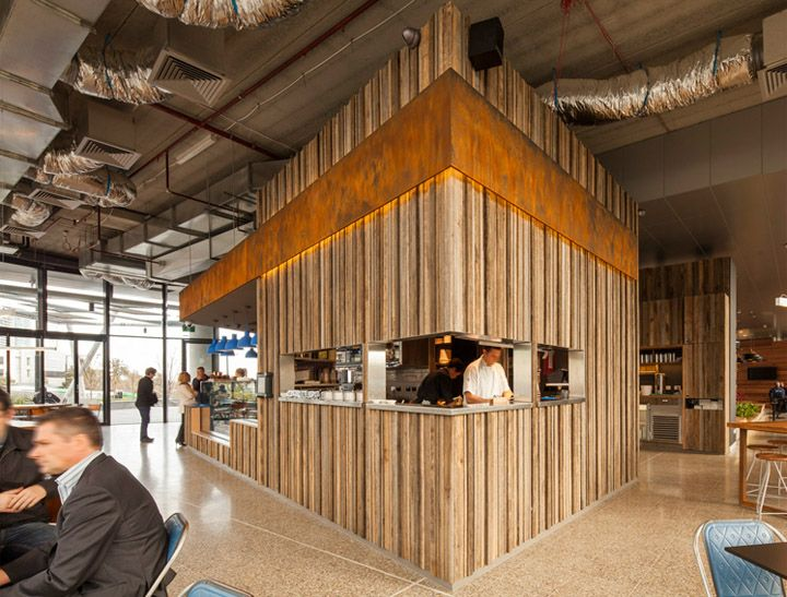 CAFES! Cafenatics by Zwei Interiors Architecture, Melbourne store design