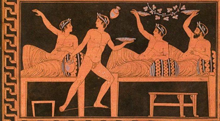 Греческие гомосексуалы