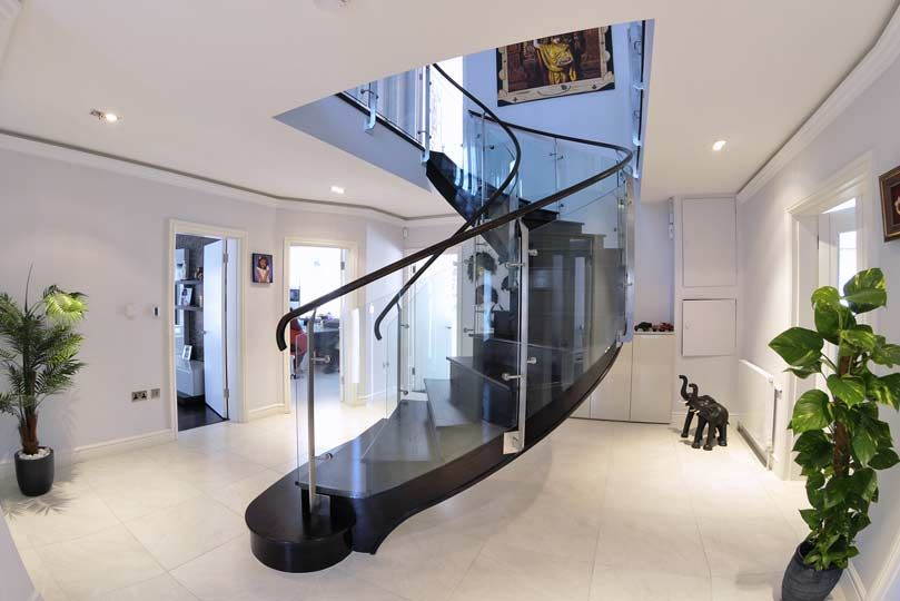 Best Helical Staircase Design Spiral Stairs By Elite 400 x 300