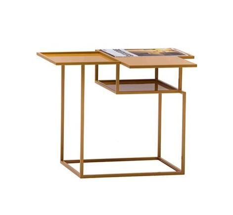 Boogie Woogie Bijzettafel.Side Table Boogie Woogie By Roderick Vos Is Inspired By A