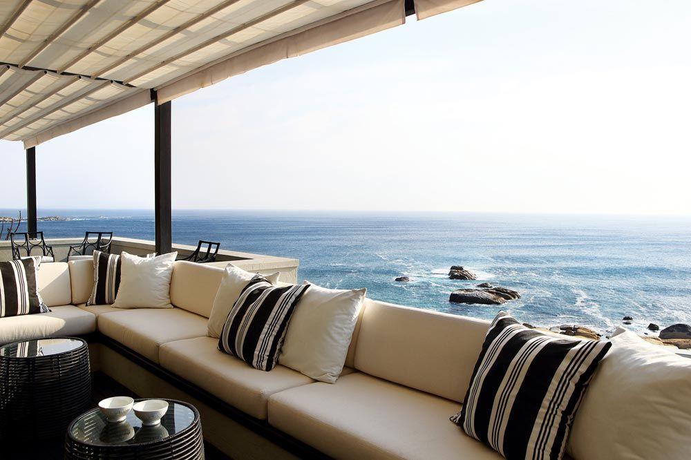 terrace...