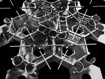 An Approximation To The Library Of Babel By Jorge Luis Borges Impossible Shapes Pinterest