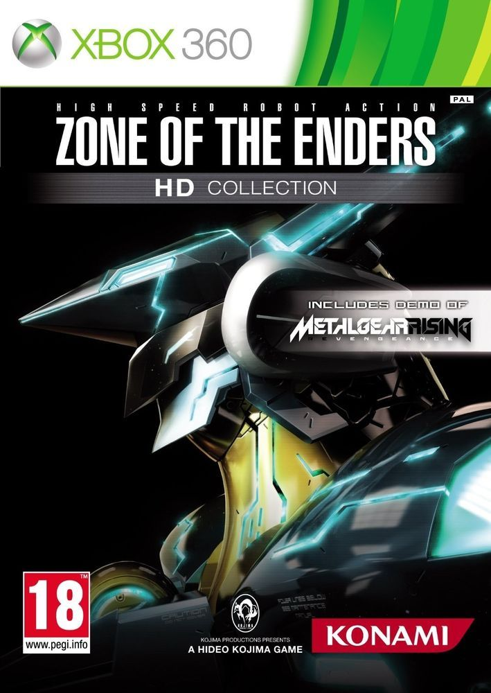 Zone of the Enders HD Collection (ZoE)   360  nuovo!!!