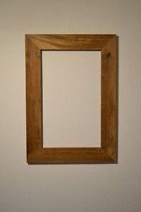 Designer Spiegel designer spiegel bad badmoebel wandspiegel altholz rahmen teak