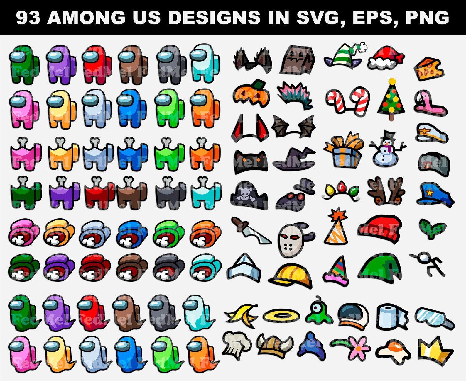 93 Gamer designs in svg, png, eps formats