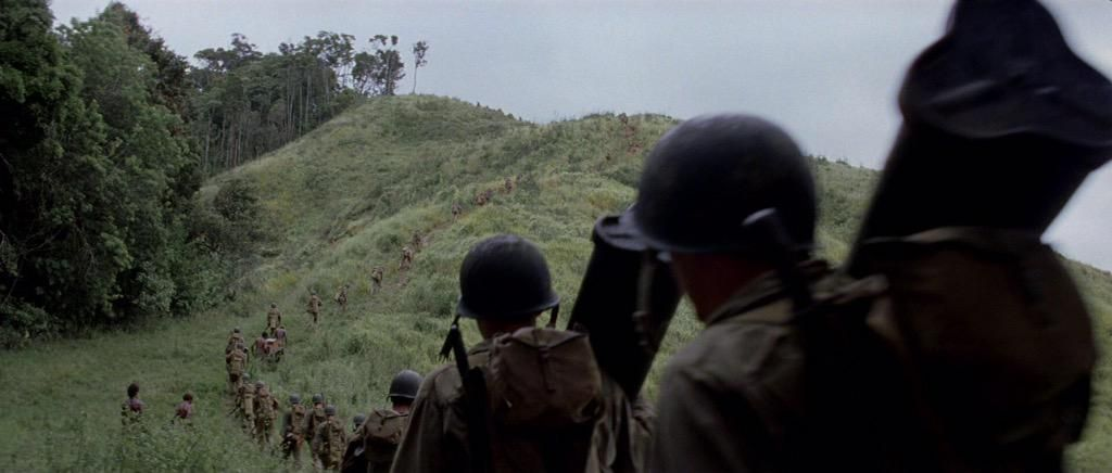 The Thin Red Line (1998, Terrence Malick)