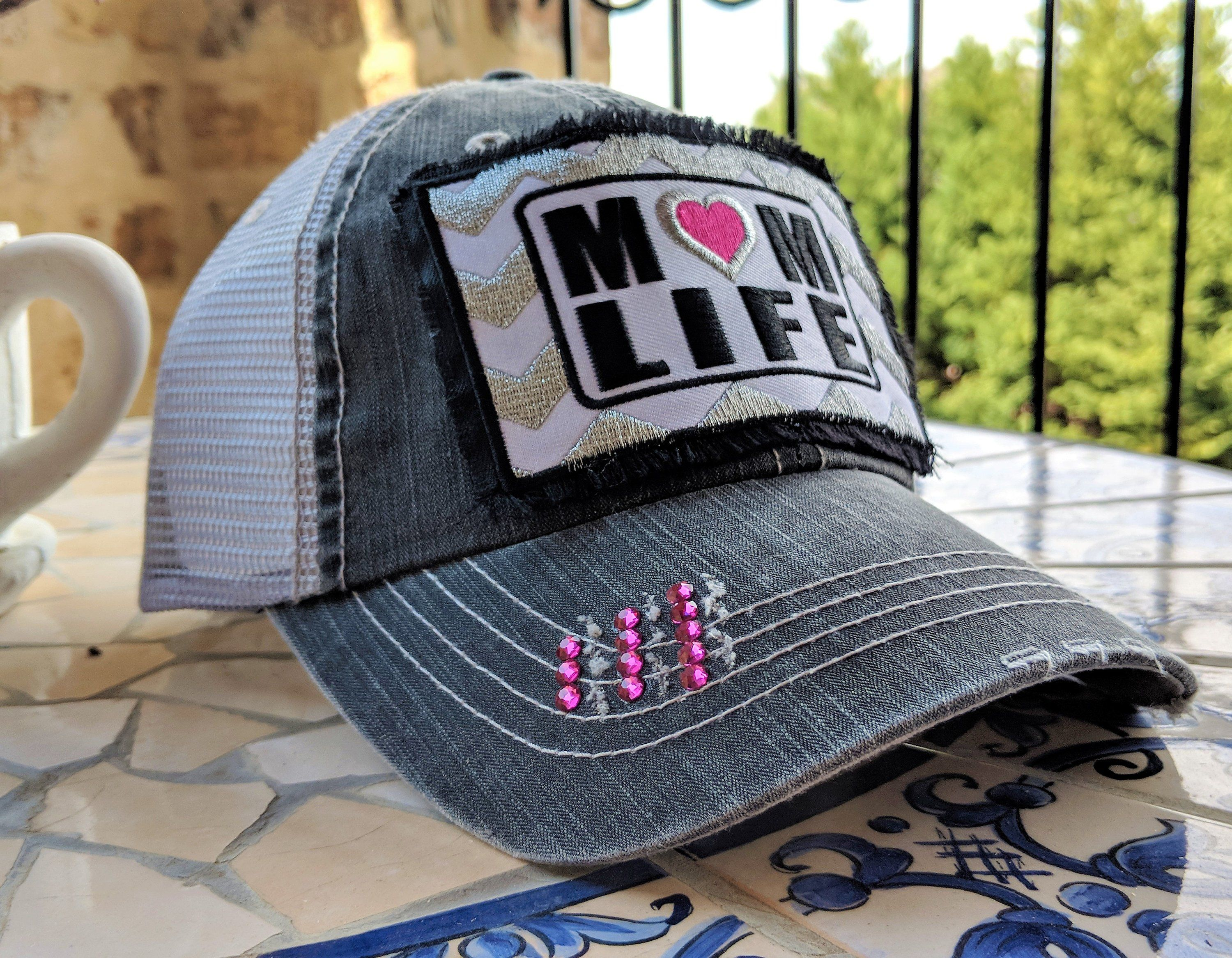 Mom Life Baseball Cap 4f171fb4715