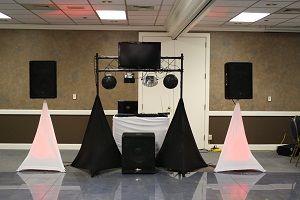 Professional DJ Equipment Deejay Mobile DJ