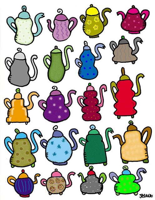 Adjective Or Adverb The Difference Between Beautiful Teapot And