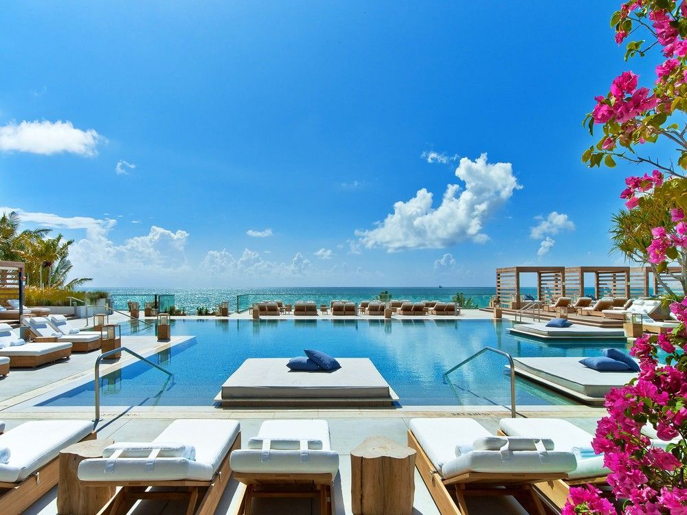 Book 1 Hotel South Beach In Miami 380 Reviews Hotels