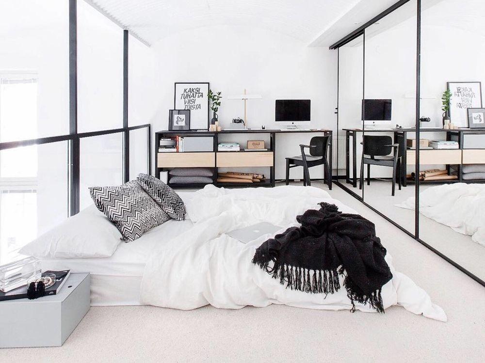 Da dove partire nella disposizione dei mobili in camera da letto ...