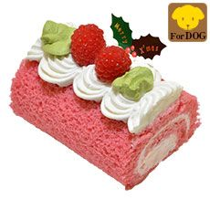 超早割20 Off 犬用 ベリーロールケーキ 12 23以降店舗受取予約商品 ドッグフード ペットフード ケーキ