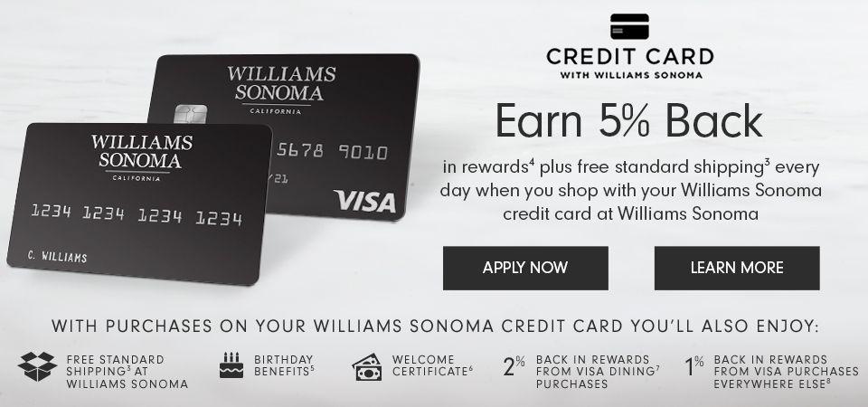 Credit card williams sonoma cake decorating kits