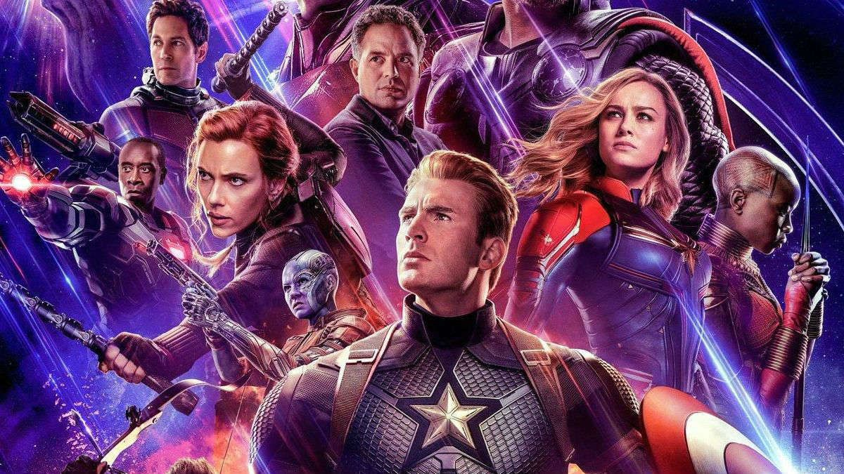 Contemporary Avengers Endgame Personality Posters Confirm Who Died Gamespot Avengers Movies Marvel Movies Avengers