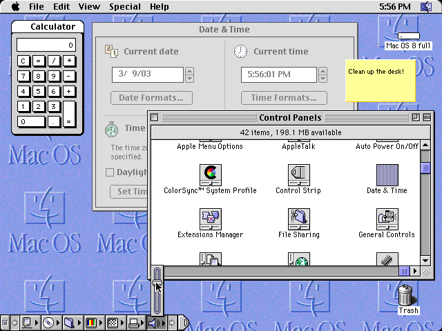 I remember when     System 7 (May 1991) | Geeky Goodness