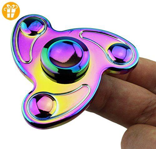 Spinner Rainbow BiTriColor #1 Dekompression Spielzeug GYD Ultra - buro schreibtisch partner