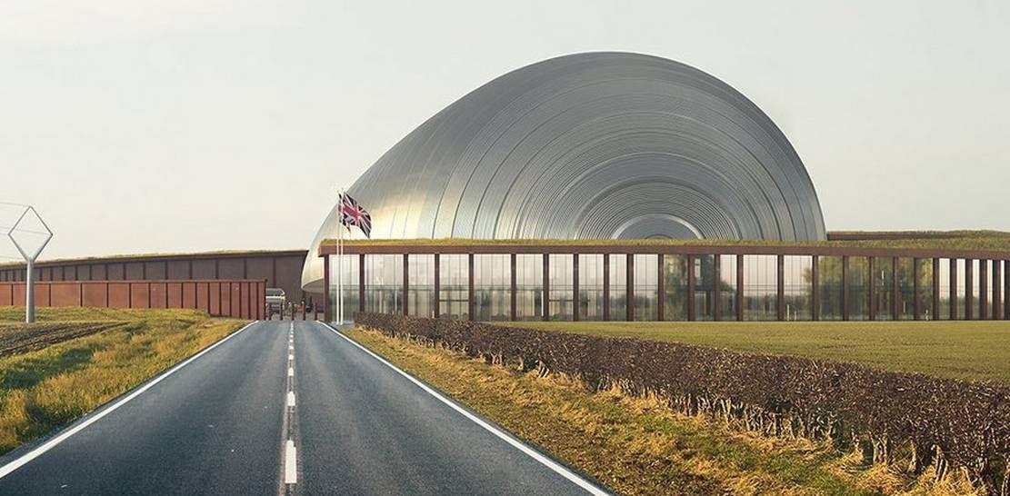 RollsRoyce is building small Nuclear Reactors in 2020