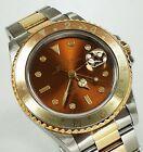 Seltene Rolex GMT Master II Ref 16713 Tigerauge #rolexgmtmaster