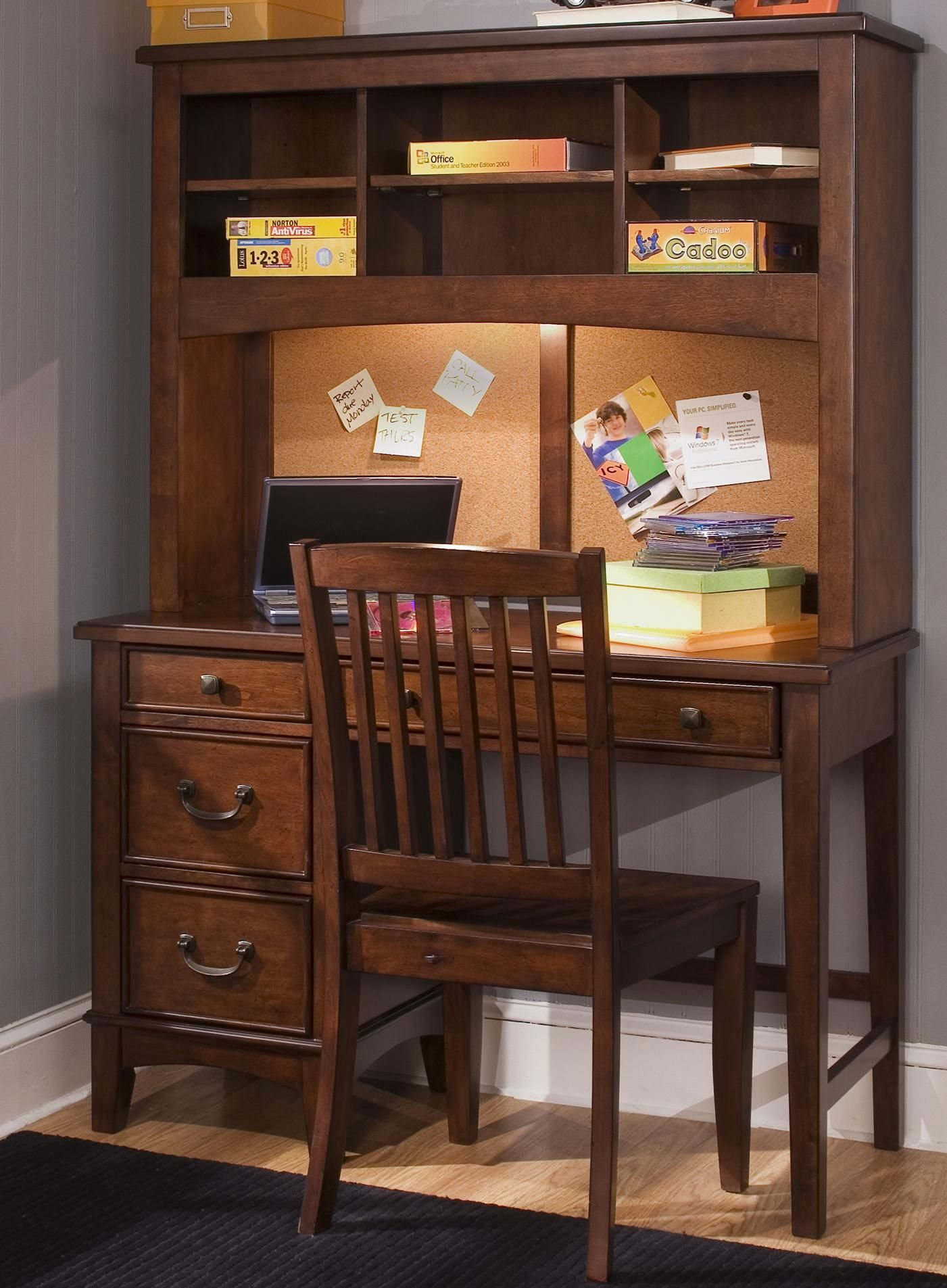 Chelsea Square Youth Student Desk By Liberty Furniture