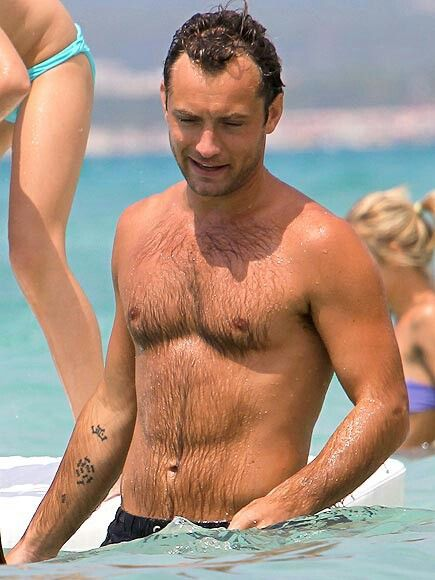 Jude Law | Jude Law | Jude law, Hollywood men, Law tattoo